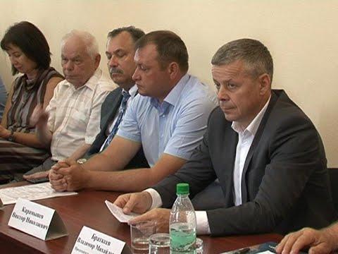 Депутат Государственной Думы Виктор Карамышев – новый  глава Курска