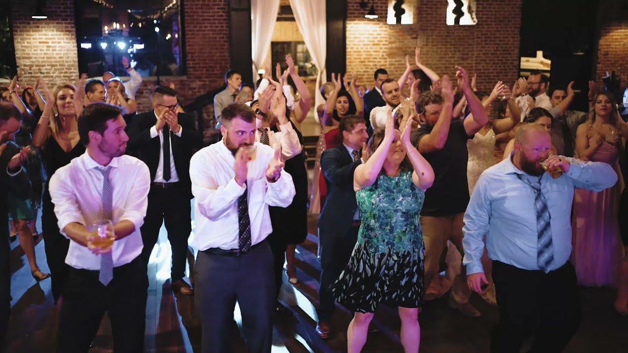 DJ J. Loops rocks a Wedding celebration at The Old Silk Mill | Love & Light Entertainment