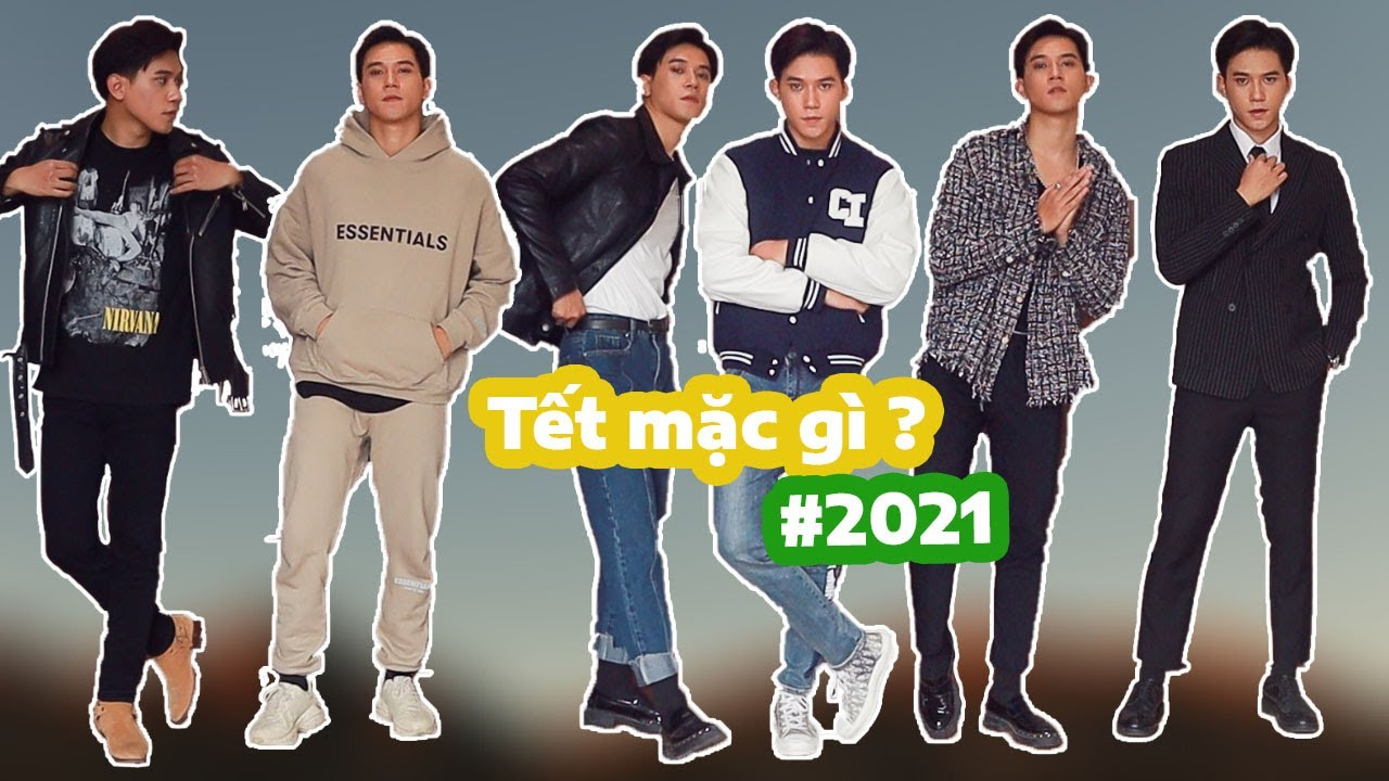 Tết mặc gì cho đẹp? | Thời trang tết 2021 | Việt Nâu | Tổng quát các tài liệu liên quan đến áo khoác thời trang nam đúng nhất