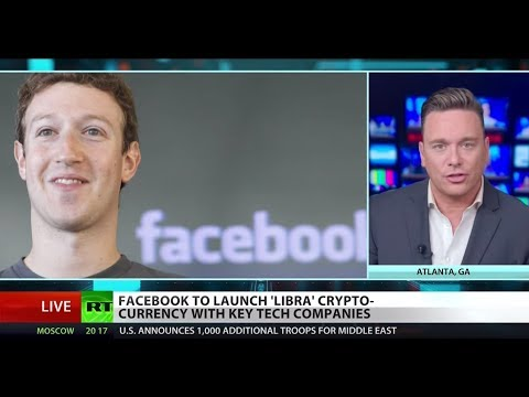 RT America: Facebook's new cryptocurrency not really crypto! – Ben Swann