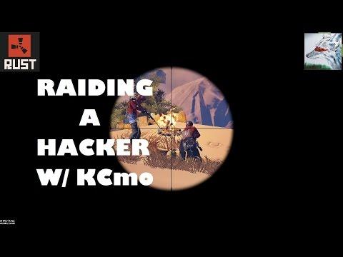 Rust: RAIDS & ROAMS - Episode 36 – RAIDING a HACKER with KCmo