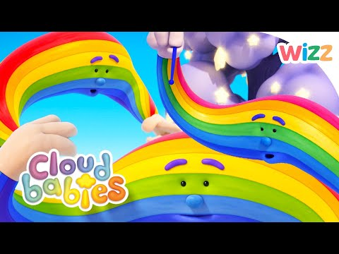 Rainbow Adventures With The Cloudbabies - 50 Mins Long!