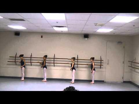 Erin Ballet Grade 1/2, Ottawa GLS