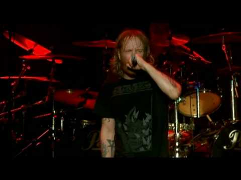 At The Gates - Blinded  By Fear (Live at Wacken 2008)