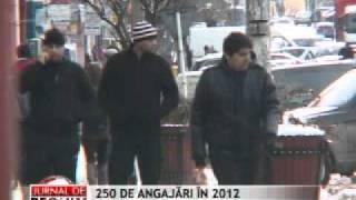 250 DE ANGAJĂRI ÎN 2012
