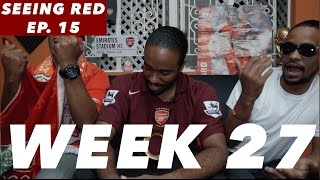 Seeing Red | Arsenal Lose to Liverpool and Man Utd  Still 6th! | Episode 15
