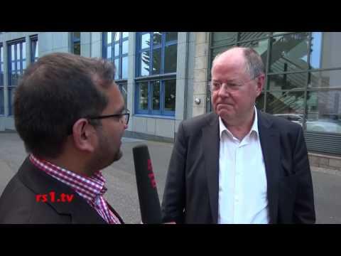 2016-06-04 Interview mit Peer Steinbrück