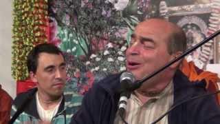 Садху Санга 2013 - ЕМ Адити Дукхаха прабху - Сногсшибательный танцевальный киртан (29.09.2013)