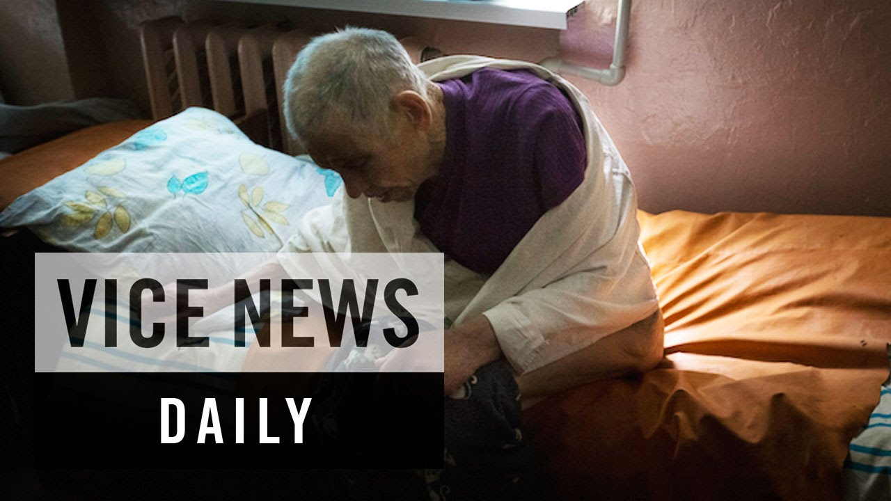 VICE News Daily: Invisible Wounds of War in Eastern Ukraine