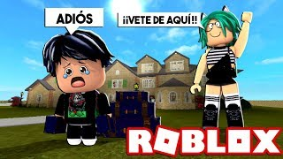 I miss my baby's House because it makes BULLYING fellow in ROBLOX (Meep City) 😱