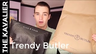 Unboxing My First Trendy Butler Box. Review vs Five Four Club
