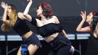 180523 현아 HyunA 'Lip & Hip' @신한대 축제 4K 60P 직캠 by DaftTaengk
