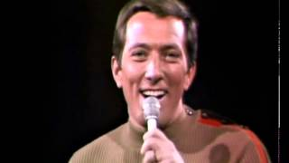Andy Williams -  The Face I Love .  Live