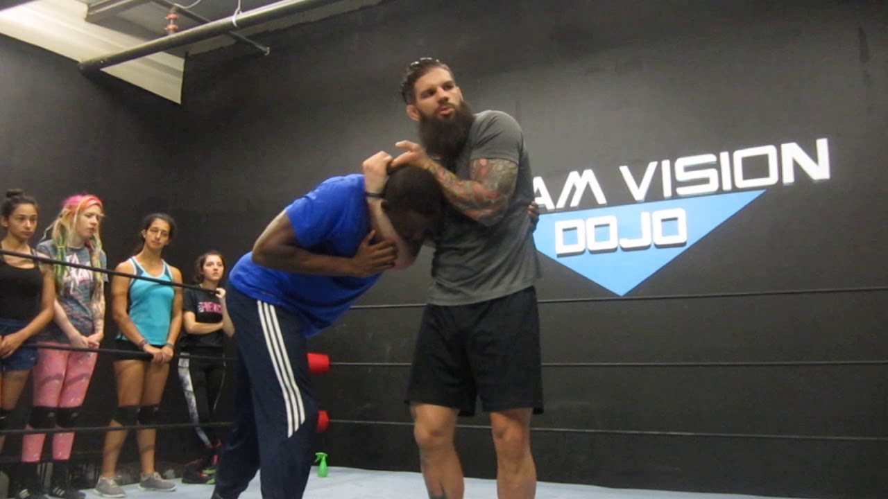 Pro Wrestling Class Led By ROH Josh The Goods Woods at Team Vision ...