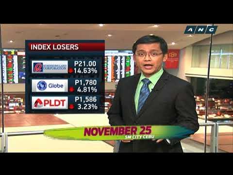 Ayala group members lead PH shares' rebound