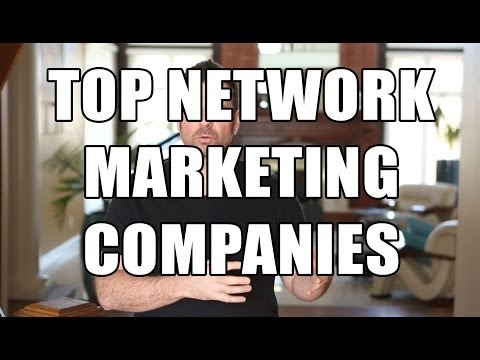 Top Network Marketing Companies - what are the best network marketing companies to join