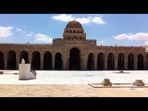 Sidi Oqba Great Mosque of Kairouan, Tunisia Tour