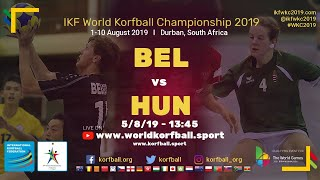 IKF WKC 2019 BEL-HUN