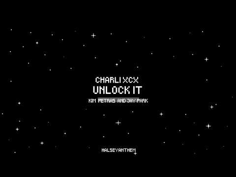 Charli XCX - Unlock It (feat. Kim Petras and Jay Park)[Lyrics]