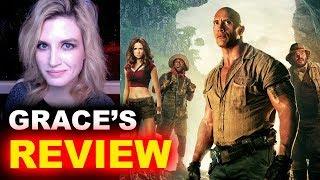 Jumanji Movie Review 2017