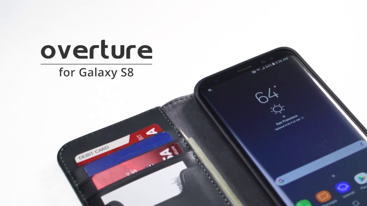 online store cc100 55868 Overture for Galaxy S8