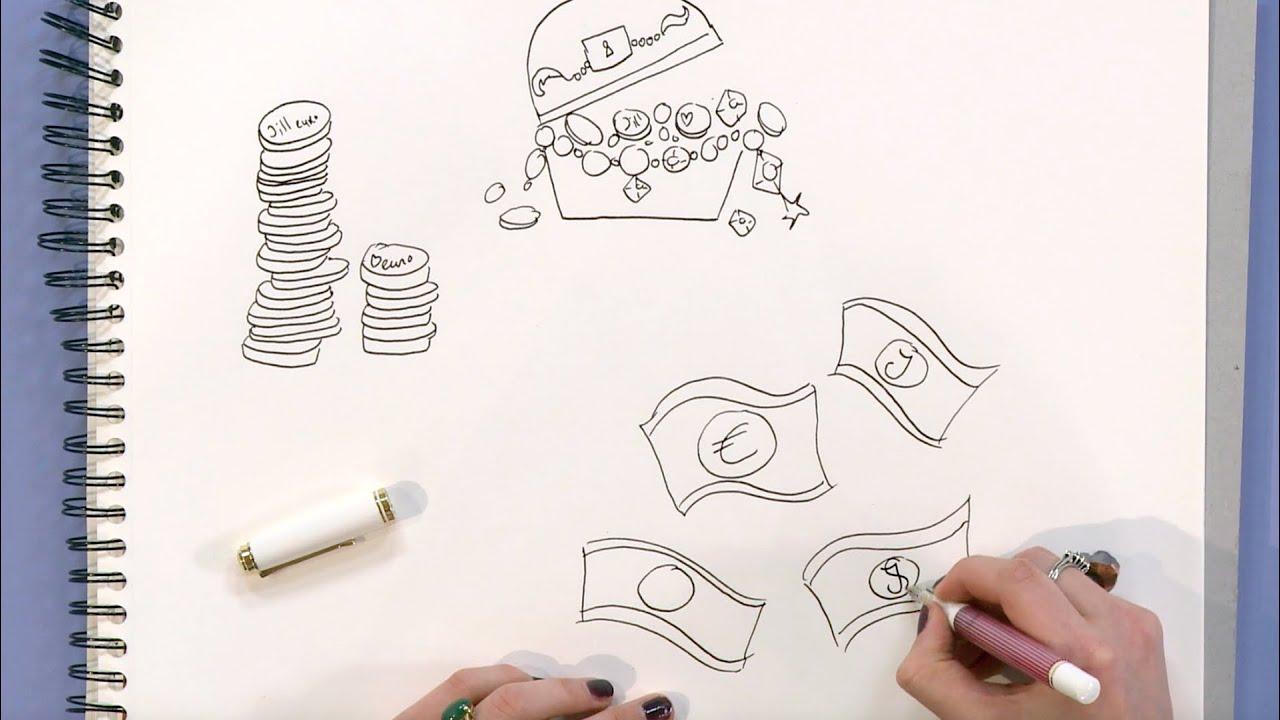 Jill Diy Hoe Teken Je Geld Youtube