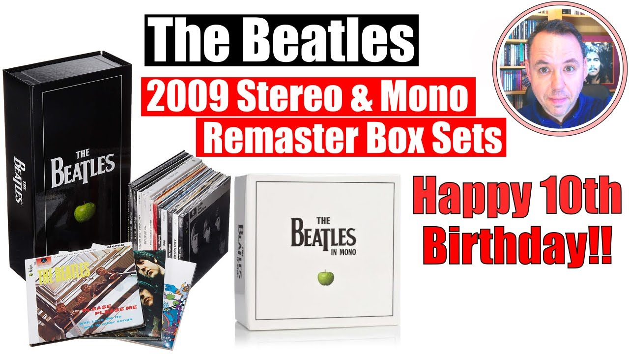 A Decade of The Beatles 2009 Remasters | Steve Hoffman Music