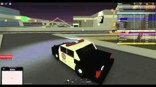 [ROBLOX: Grand Theft Auto Bloxwood] - Lets Play w/ Friends Ep 2 - Lets Be Police!