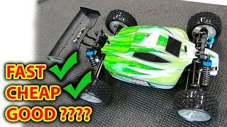 Super FAST & Cheap RC Car - GPS Speed runs  Any Good???