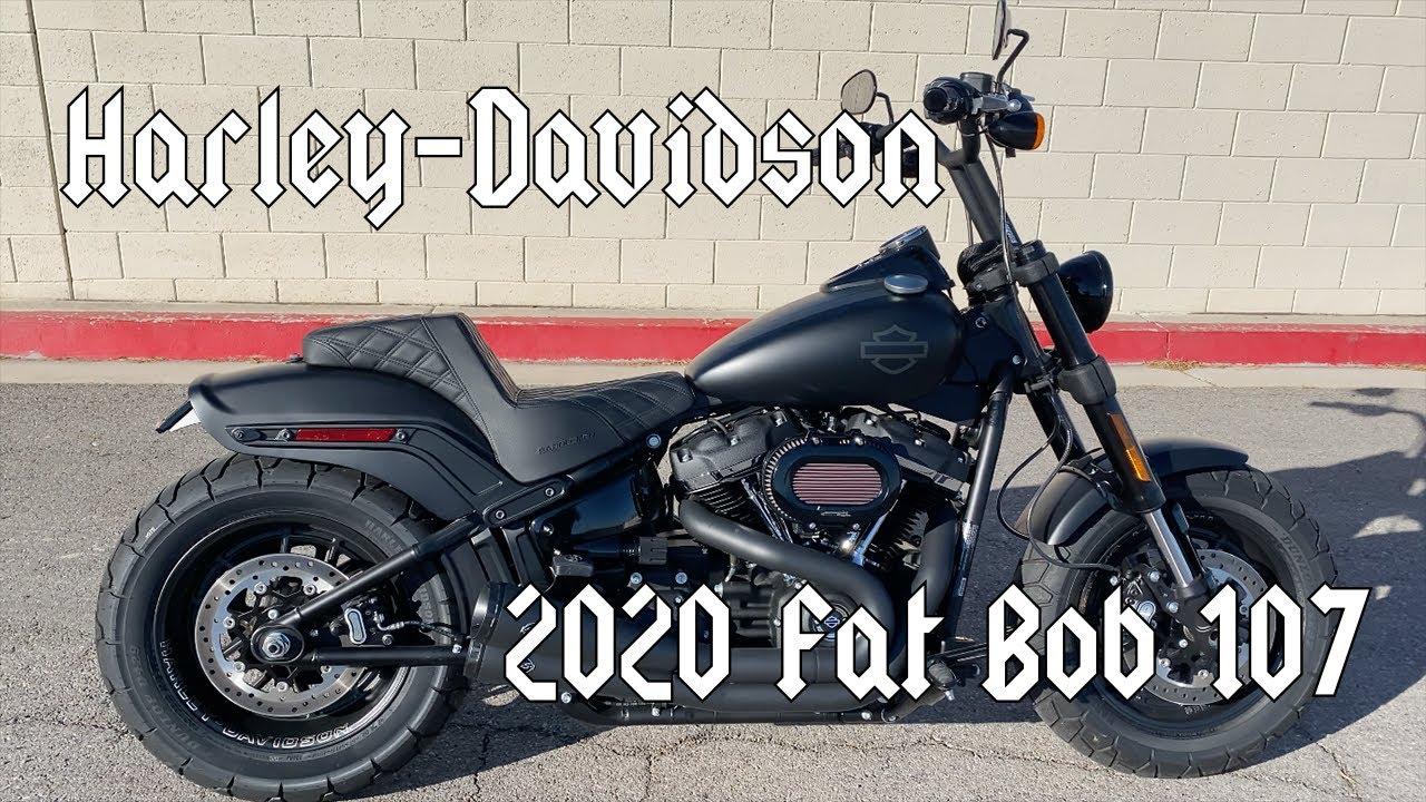 2020 harley davidson fxfb fat bob club style