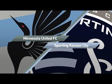 Highlights: Minnesota United FC vs. Sporting Kansas City | May 7, 2017