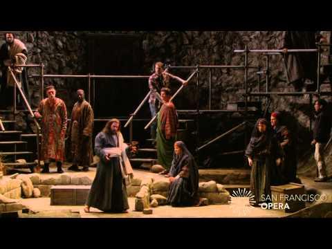 The Gospel of Mary Magdalene 5 Minute Highlight - San Francisco Opera