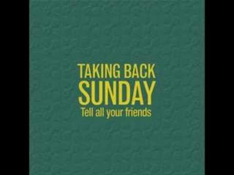 Taking Back Sunday - So Last Summer