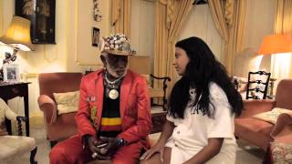 """Lee """"Scratch"""" Perry Part 1: """"The Duppies Like White Rum"""""""
