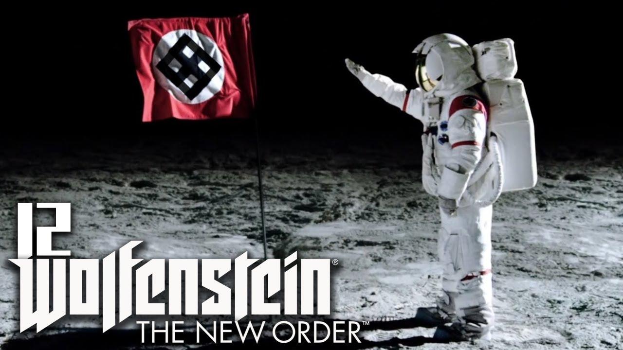 Order Wolfenstein Moon New