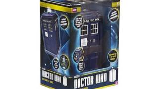 Doctor Who Spin And Fly 3. 75 Tardis (toy)