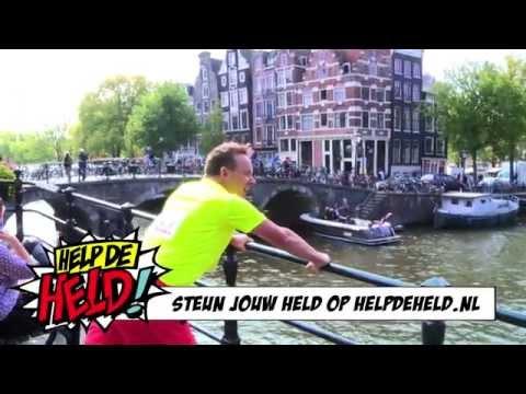 Agent327 - Help de Held voor VUmc Cancer Center Amsterdam