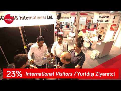 ANUFOOD Eurasia 2015 – Exhibition movie / Fuar Filmi