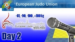 European Open Men - Warsaw 2015 - Day 2 - FINAL BLOCK