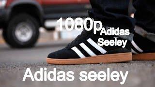 trama Democracia Comprensión  Adidas Seeley Black/Gum brown Suede/Gum (watch in 1080p) Skate Shoe  Review#3 - YouTube