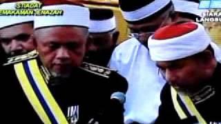 Talkin Almarhum Sultan Johor (tak complete)