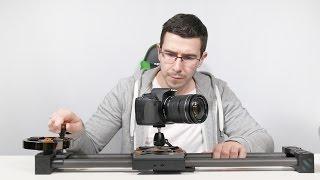 Как сделать Плавное видео?(Расскажу про слайдеры и тележки Доставка Бандеролька - http://bit.ly/2cZKstR А зарегистрировавшись вот по этой ссылк..., 2016-11-07T09:54:33.000Z)