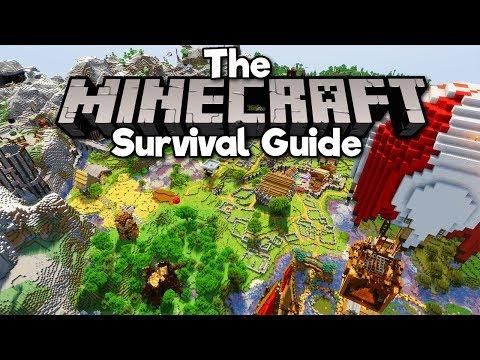 Episode 200 Cinematic World Tour! ▫ The Minecraft Survival Guide [Part 200]