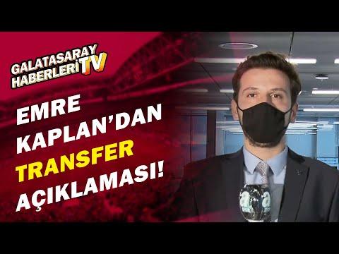 Onyekuru Ve İrfan Can'da Son Durum Ne? Emre Kaplan Galatasaray'daki Transfer Gelişmelerini Açıkladı
