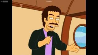 Simpsonovi - Lionel Richie