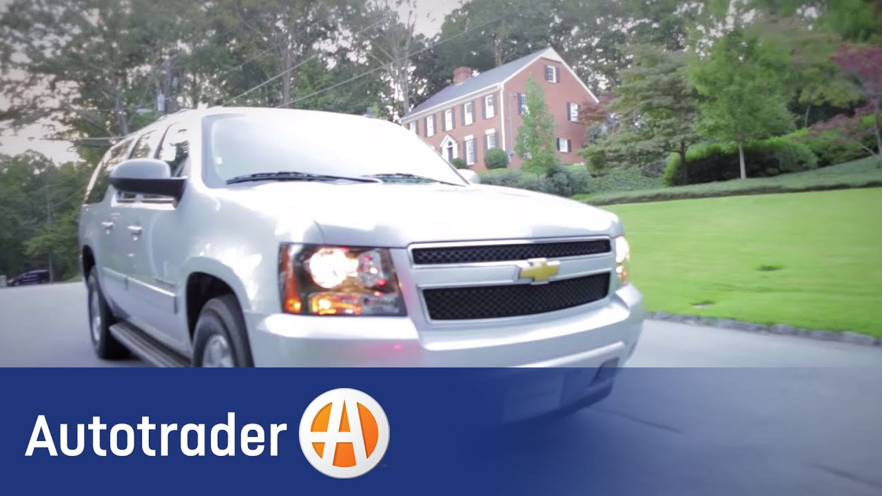 Chevrolet Suburban - SUV | Used Car Review | Autotrader - YouTube