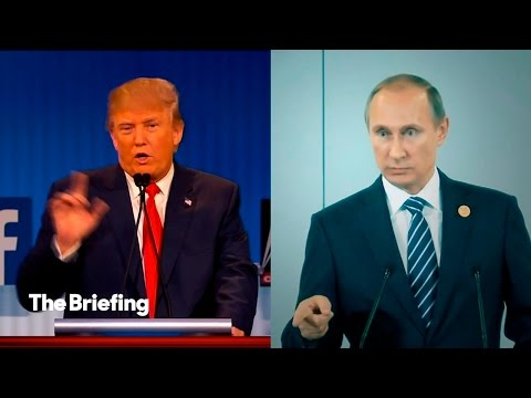 What is Donald Trump's connection to Vladimir Putin? | The Briefing