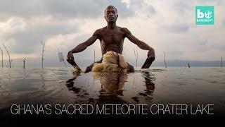Gambar cover Holy Waters Ghana's Sacred Meteorite Crater Lake