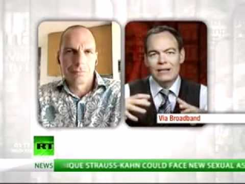 Max Keiser Report 161 - Faith Of Greece Is Global Future!