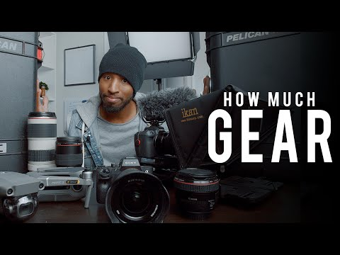 How To Get All The Gear | Filmmaking Gear Or Photography Gear | Business Monday